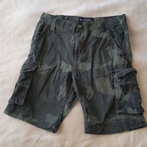 🔥5 for $25🔥Foot locker camo cargo shorts
